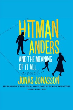 Hitman Anders and the meaning of it all - author Jónas Jónasson
