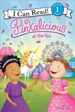 Pinkalicious at the fair - Victoria Kann