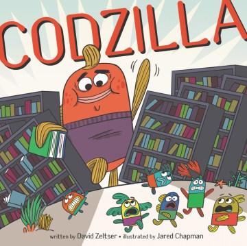 Codzilla - David Zeltser