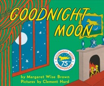 Goodnight Moon : Padded Board Book - Margaret Wise; Hurd Brown