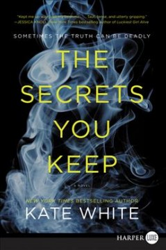 The secrets you keep : a novel - Kate White