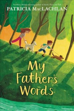 My Father's Words - Patricia MacLachlan