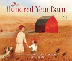 The hundred-year barn - Patricia MacLachlan