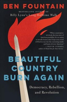 Beautiful Country Burn Again : Democracy, Rebellion, and Revolution - Ben Fountain