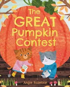 The great pumpkin contest - Angela Rozelaar
