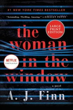 The woman in the window - A. J Finn