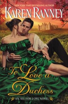 To Love a Duchess - Karen Ranney