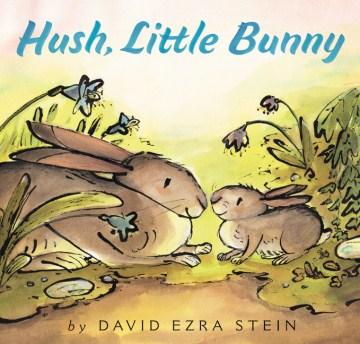 Hush, little bunny - David Ezra Stein