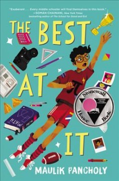The best at it / Maulik Pancholy - Maulik Pancholy