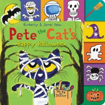 Pete the Cat's happy Halloween - Kim Dean