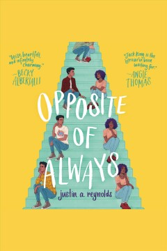 Opposite of always - Justin A Reynolds