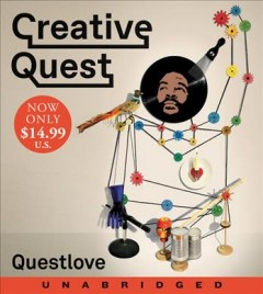 Creative quest - narrator.author Questlove