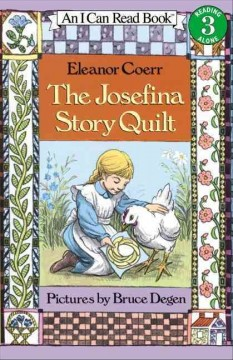The Josefina story quilt - Eleanor Coerr