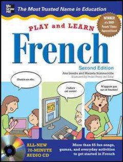 Play and learn French - Ana Lomba