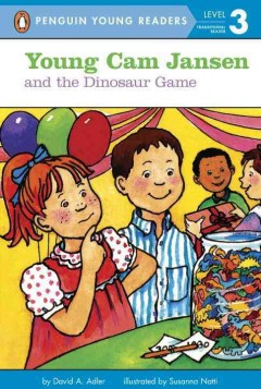 Young Cam Jansen and the dinosaur game - David A Adler