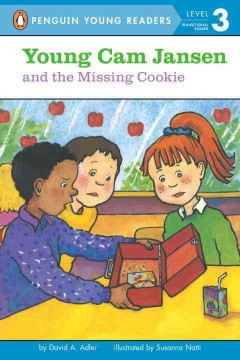 Young Cam Jansen and the missing cookie - David A Adler