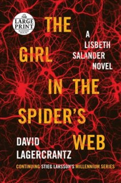 Girl in the Spider's Web - David Lagercrantz