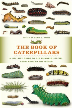 Book of Caterpillars : A Life-size Guide to Six Hundred Species from Around the World - David G. (EDT); Albaugh James