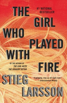 The Girl Who Played with Fire. - Stieg Larsson