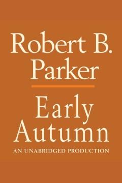 Early autumn - Robert B Parker