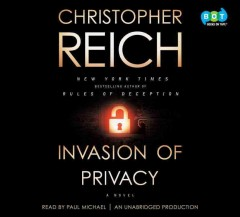 Invasion of privacy : a novel - Christopher Reich