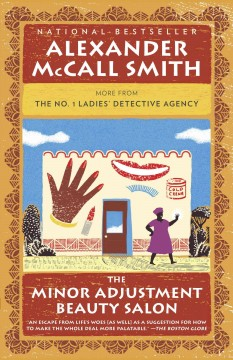 The Minor Adjustment Beauty Salon : No. 1 Ladies' Detective Agency - Alexander McCall Smith