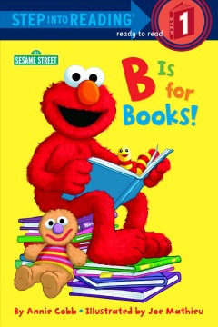 B is for Books! - Annie Cobb