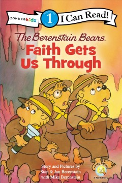 Berenstain Bears, faith gets us through - Stan Berenstain