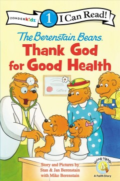 The Berenstain bears thank God for good health - Stan Berenstain