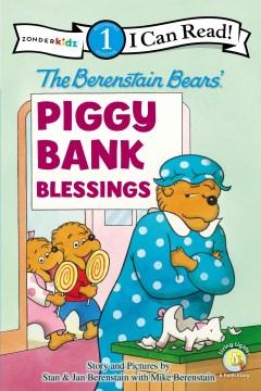 The Berenstain Bears' piggy bank blessings - Stan Berenstain