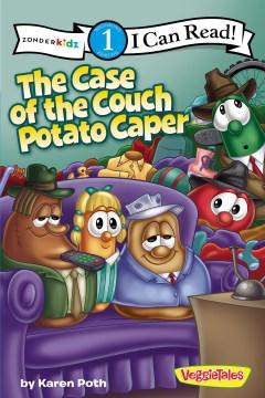 The case of the coach potato caper - Karen Poth