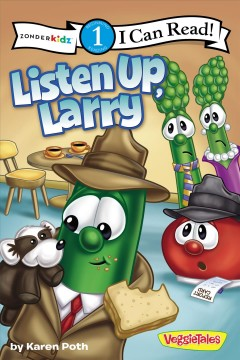 Listen up, Larry - Karen Poth