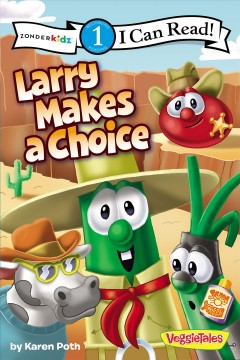 Larry makes a choice - Karen Poth