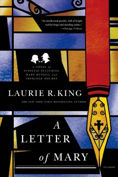 A letter of Mary : a Mary Russell novel - Laurie R King