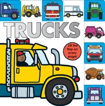 Trucks - Sarah(Writer of children's books) Powell