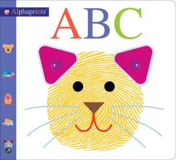 ABC : alphaprints - Sarah (Writer of children's books) Powell