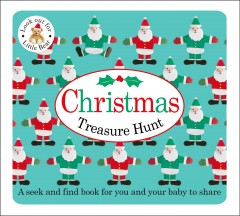 Christmas treasure hunt - Sarah (Writer of children's books) Powell