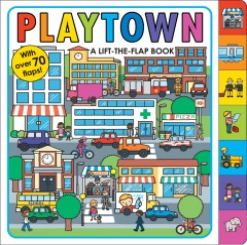 Playtown - Roger Priddy
