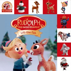 Rudolph the red-nosed reindeer : lift-the-tab.
