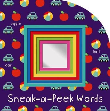 Sneak-a-peek words - Aimée Chapman