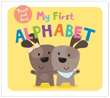 My first alphabet - Emma(Designer) Jennings