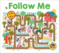 Follow me : finger mazes - Martina Hogan