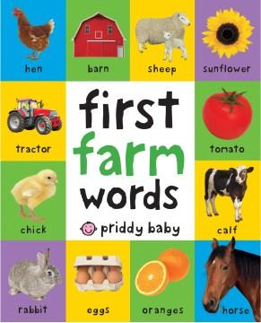 First farm words.