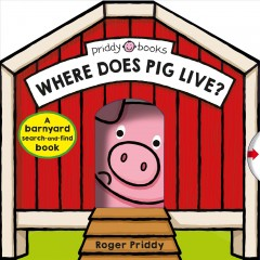 Where does pig live? - Mara van der Meer