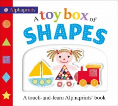 A toy box of shapes.
