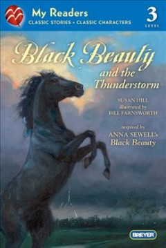 Black Beauty and the thunderstorm - Susan Hill