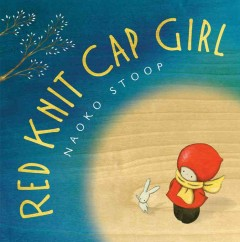 Red Knit Cap Girl - Naoko Stoop