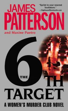 6th Target,  The - James Patterson