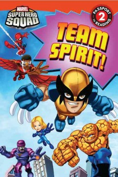 Team spirit! - Lucy Rosen