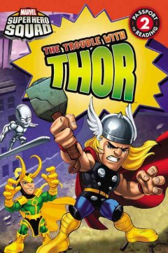 The trouble with Thor - Lucy Rosen